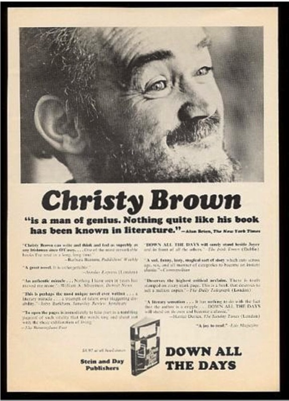 My Left Foot Christy Brown Pdf